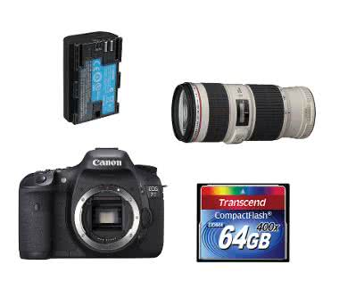 canon beginner sports package