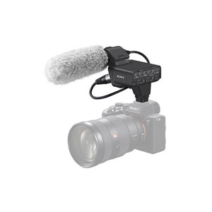 Sony XLR Adapter/Shotgun Mic Kit