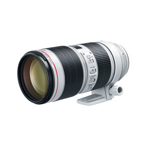 Canon EF 70-200mm f/2.8L IS USM III Lens