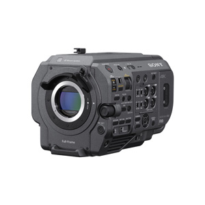 Sony FX9 6K Full Frame Camera
