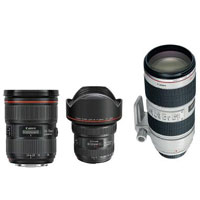 Earn while promoting the Canon Lens Essentials Package!