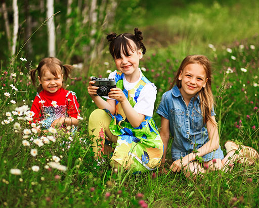 Photography packages for kids portraits