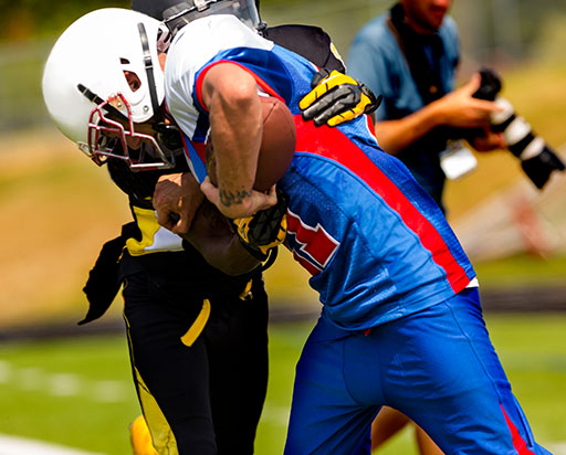 Photography packages for sports