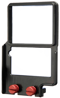 Z-Finder Mounting Frame for Tall DSLR Bodies