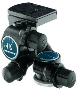 Manfrotto 3275/410 Geared Head with Quick Release