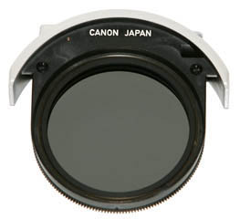 Canon 52mm Drop-In Circular Polarizer (CPL) Filter