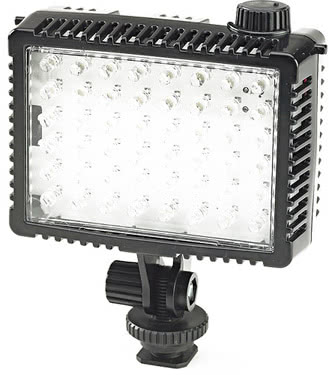 Litepanels Micro LED Hotshoe Light
