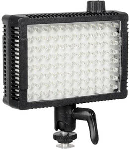 Litepanels MicroPro LED Hotshoe Light