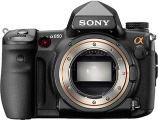 Sony Alpha A850 Digital SLR