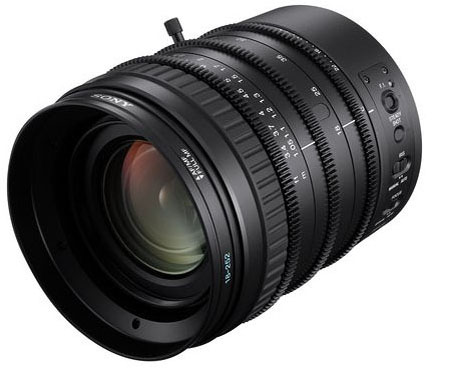 Sony SCL-Z18X140 18-252mm f/3.9 - f/6.8 FZ Mount Zoom Lens