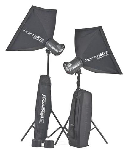 Elinchrom 1000W/s BX-Ri Monolight Kit