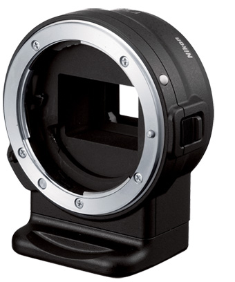 Nikon FT1 Adapter for F-mount Lenses