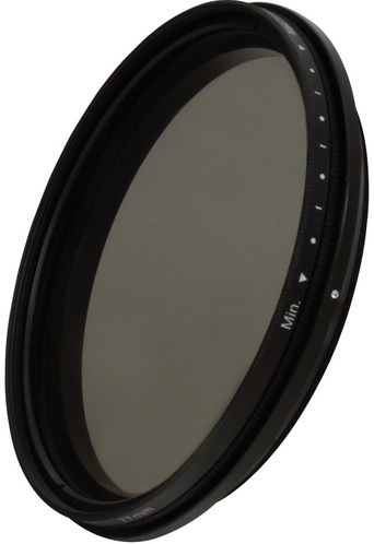 Variable Neutral Density 77mm Filter