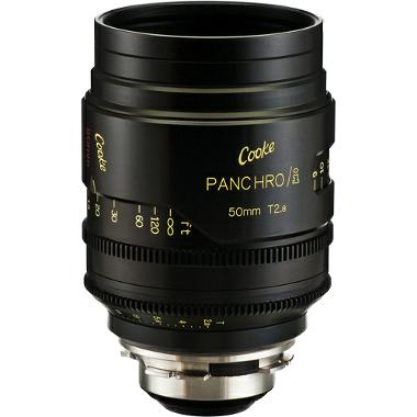 Cooke Panchro 50mm Prime PL Mount Lens