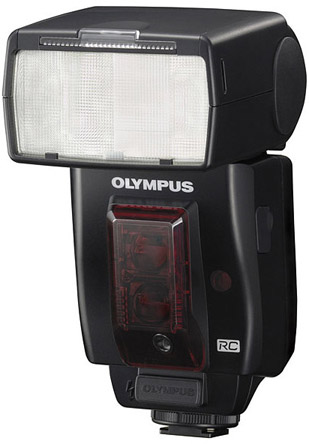 Olympus FL-50R TTL Shoe Mount Flash