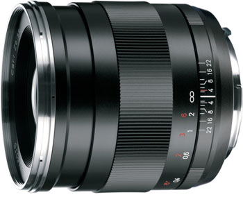 Zeiss Distagon T* 25mm f/2 ZE Lens for Canon