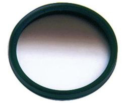 Graduated Neutral Density 8x 77mm Filter