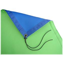 Reversible Blue/Green MATT Screen for Chroma Key - 12 x 12'