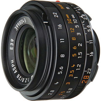 Leica Wide Angle 28mm f/2.8 Elmarit-M Aspherical