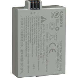 Extra LP-E5 Battery