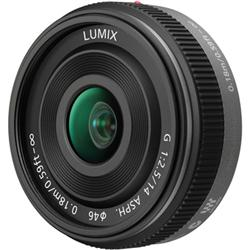 Panasonic Lumix G 14mm F2.5 Lens for Micro 4/3