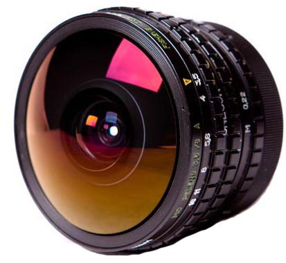 Peleng 8mm Fisheye for Canon