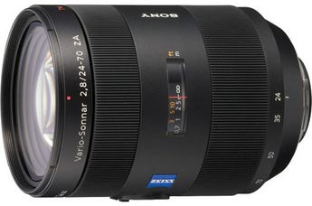 Sony 24-70mm f/2.8 Carl Zeiss Vario-Sonnar T*