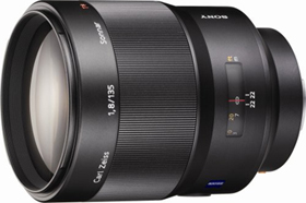 Sony 135mm f/1.8 Carl Zeiss