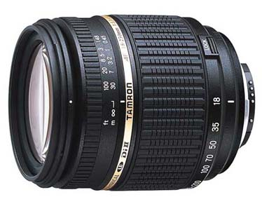 Tamron 18-250mm f/3.5-6.3 Di-II LD AF Aspherical Macro for Canon