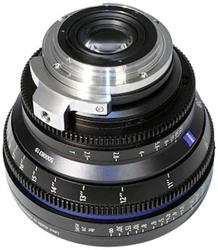 Zeiss Compact Prime CP.2 18mm/T3.6 EF Canon Mount