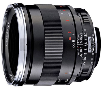Zeiss 50mm f/2 Makro-Planar T* ZF2 for Nikon
