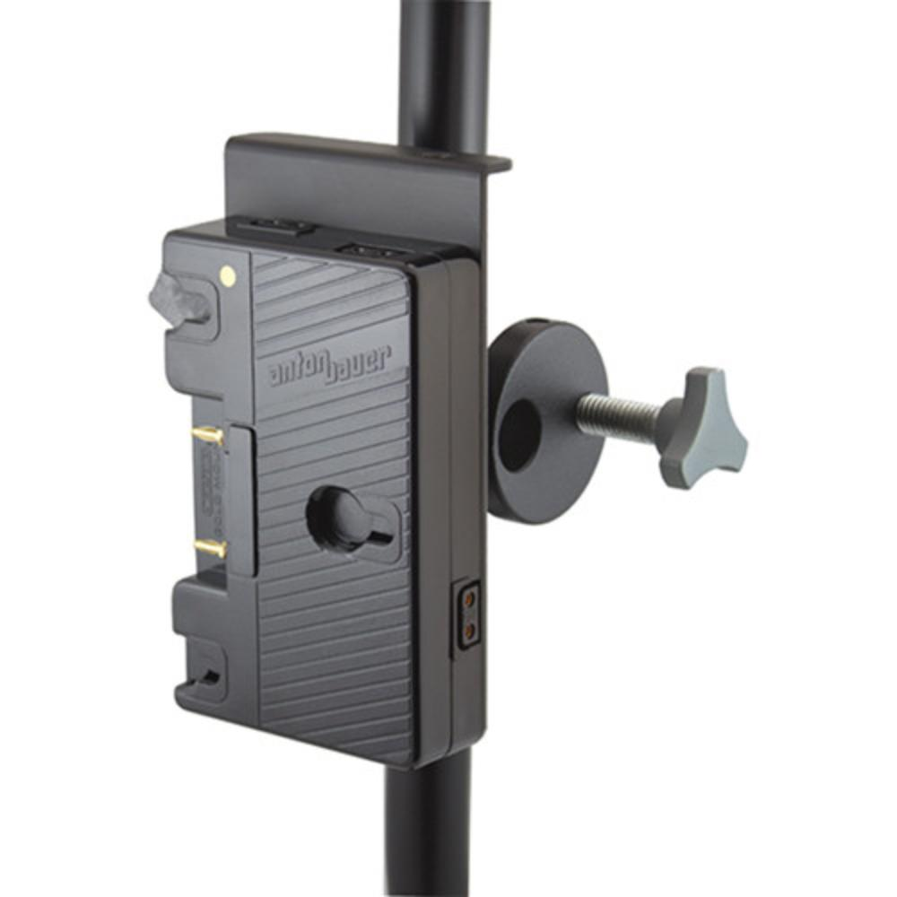 Anton Bauer Qrc Lg Battery Mount With Stand Clamp