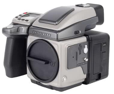 Hasselblad H4X Medium Format Camera w/ 80MP IQ280 Digital Back