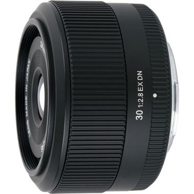 Sigma 30mm f/2.8 EX DN Lens for Micro 4/3
