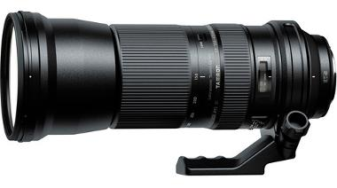 Tamron SP 150-600mm f/5.6-6.3 Di VC USD Lens for Nikon