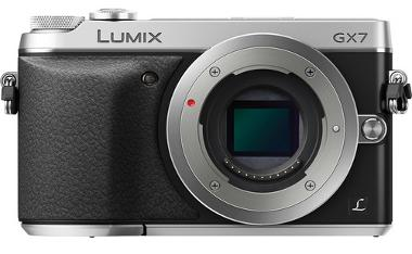 Panasonic Lumix DMC-GX7 Micro 4/3 Camera