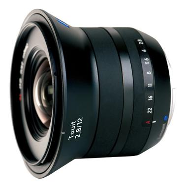 Zeiss Touit 12mm f/2.8 Lens for Fuji X-Mount