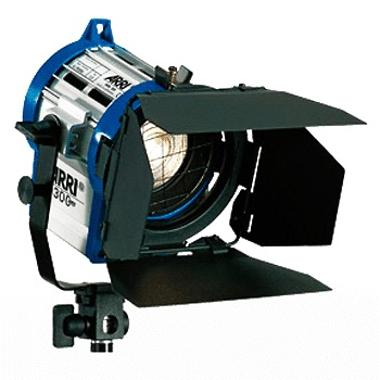 Arri 300 Watt Plus Tungsten Fresnel Light