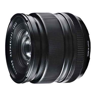 Fuji XF 14mm f/2.8 R Ultra Wide-Angle Lens