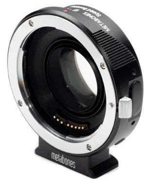 Metabones Canon EF to NEX Speed Booster