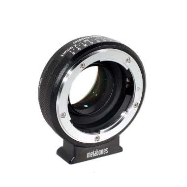Metabones Nikon G Lens to Fuji X Camera Speed Booster