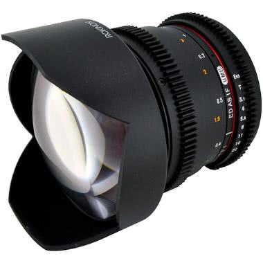 Rokinon 14mm T3.1 Cine Lens for Canon