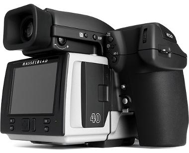 Hasselblad H5D-40 Medium Format DSLR Camera