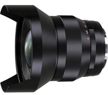 Zeiss 15mm f/2.8 ZE for Canon
