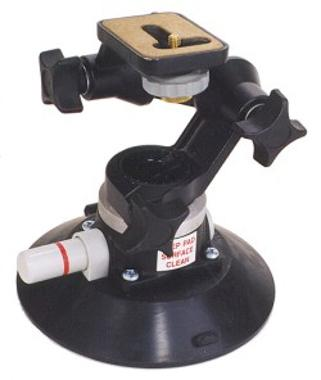 """Matthews Suction Pump Cup with Camera Mount - 6"""""""