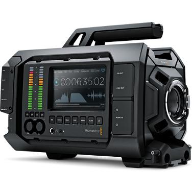 Blackmagic URSA 4K Digital Cinema Camera (EF Mount)