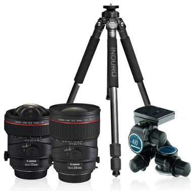 Architecture Essentials Package (No Body) - Canon