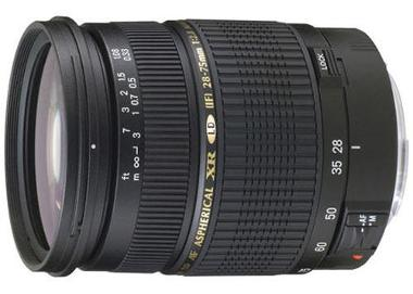 Tamron 28-75mm f/2.8 XR Di LD Aspherical (IF) Autofocus Lens for Nikon