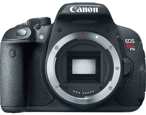 Canon EOS Rebel T5i Digital SLR